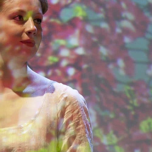 Figaro in Four Quartets Elena Werner Costumes Opera